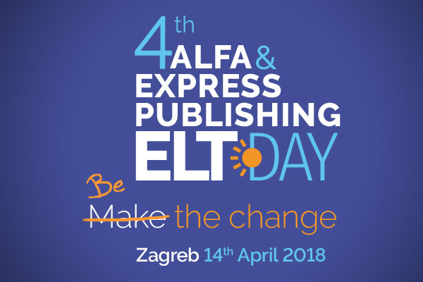 4th ALFA & Express Publishing ELT DAY
